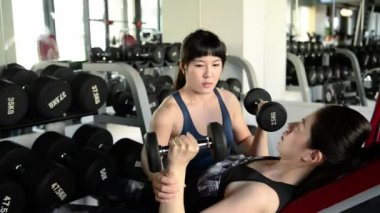 Are Video clips of asian bodybuilding workouts have hit