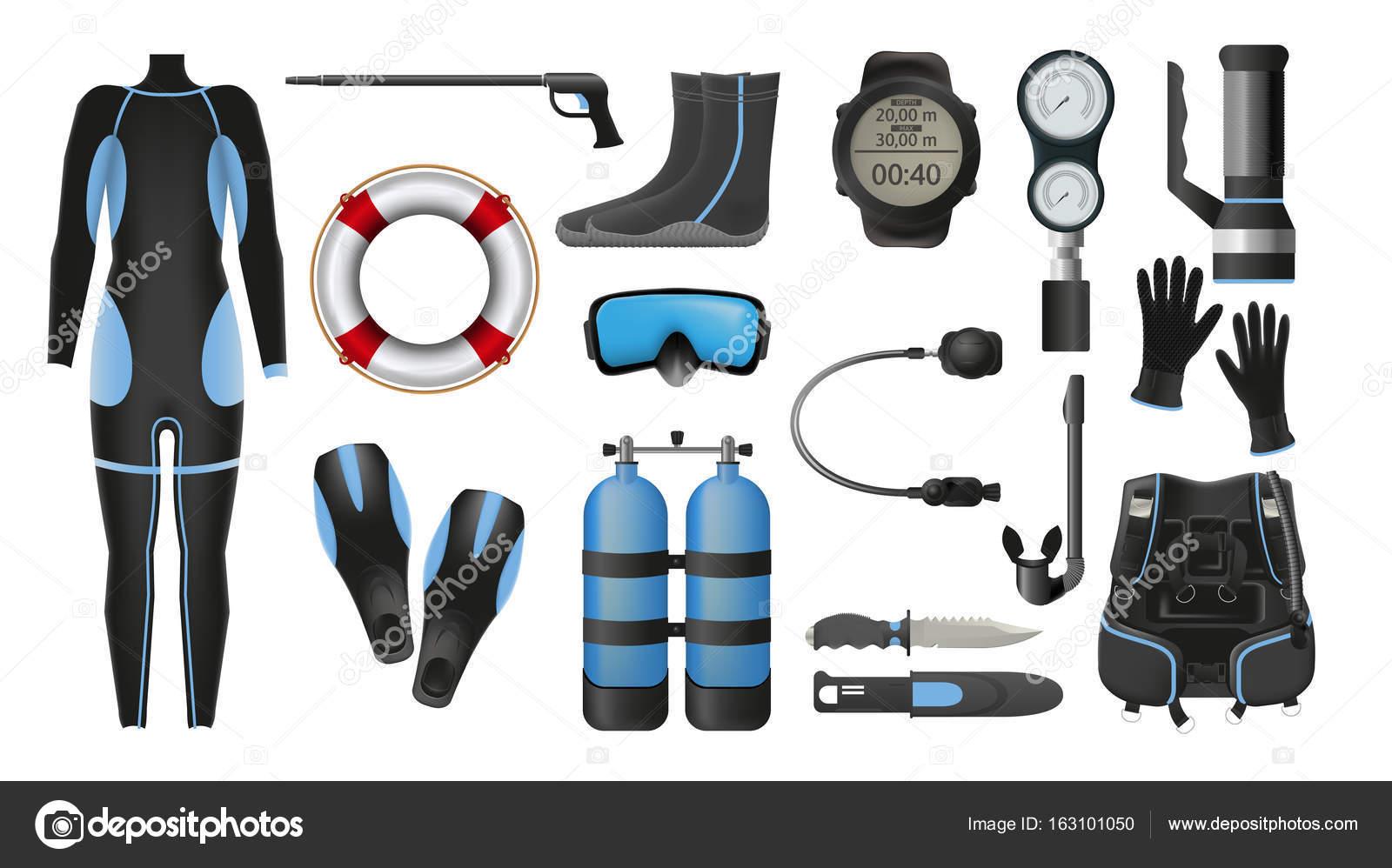 plutôt sympa prix incroyable styles de mode Matériel pour la plongée. Accessoires et équipement de ...