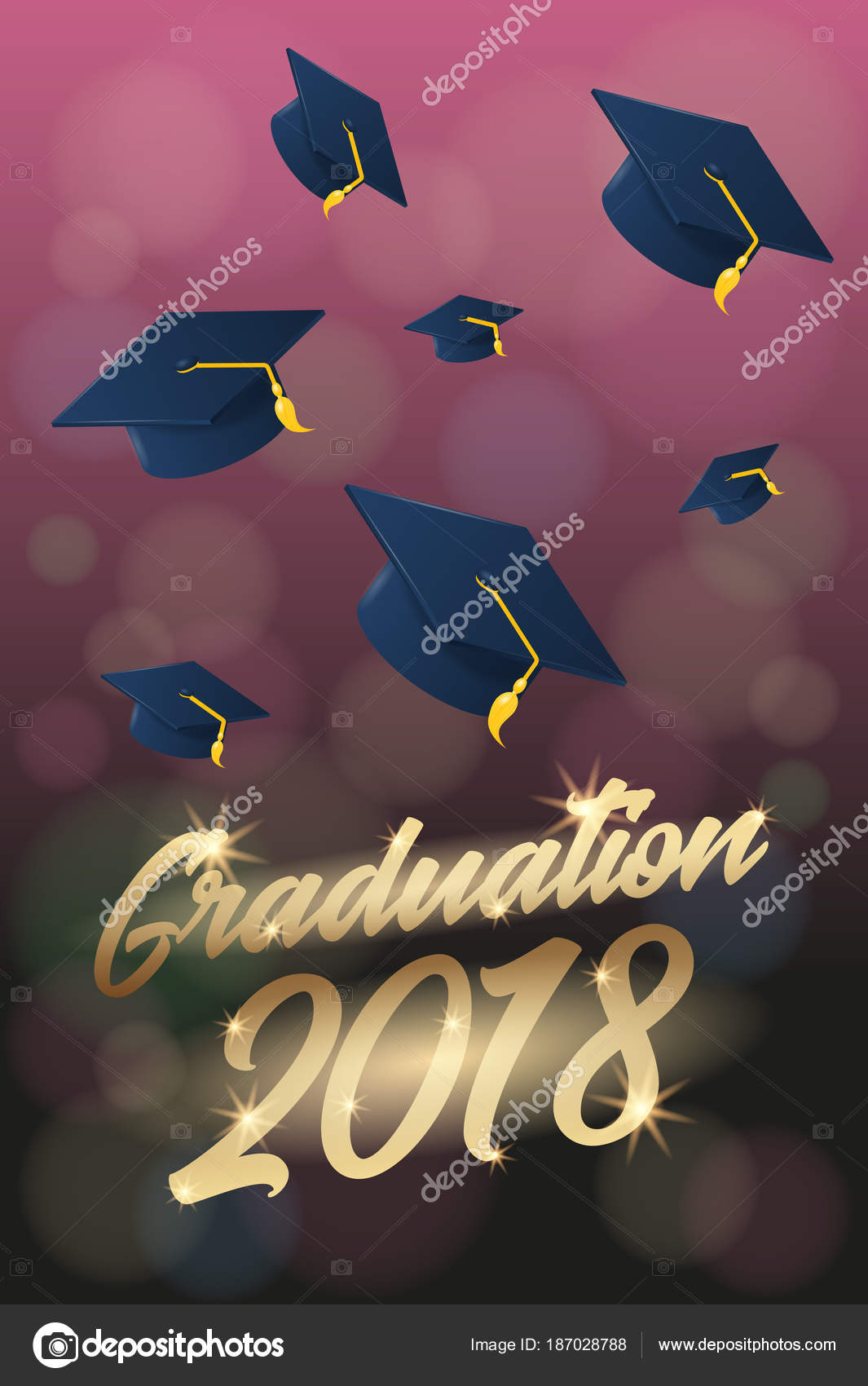 graduation mortar board template.html