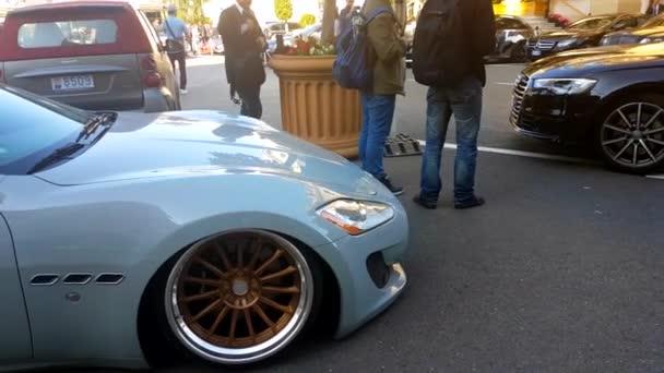 Maserati Granturismo R3 kola