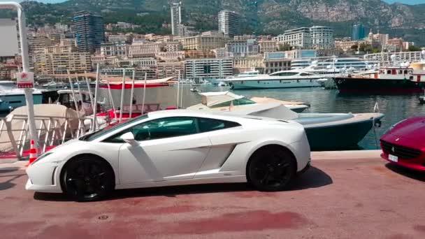 Luxurious Supercars in Monaco