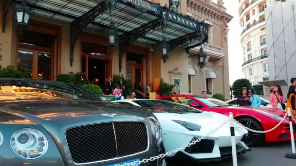Luxury Cars in Monaco