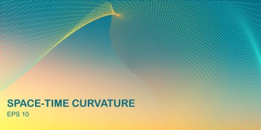 Vector Space-Time Warp Concept Design - Spacetime Singularity Physics Background
