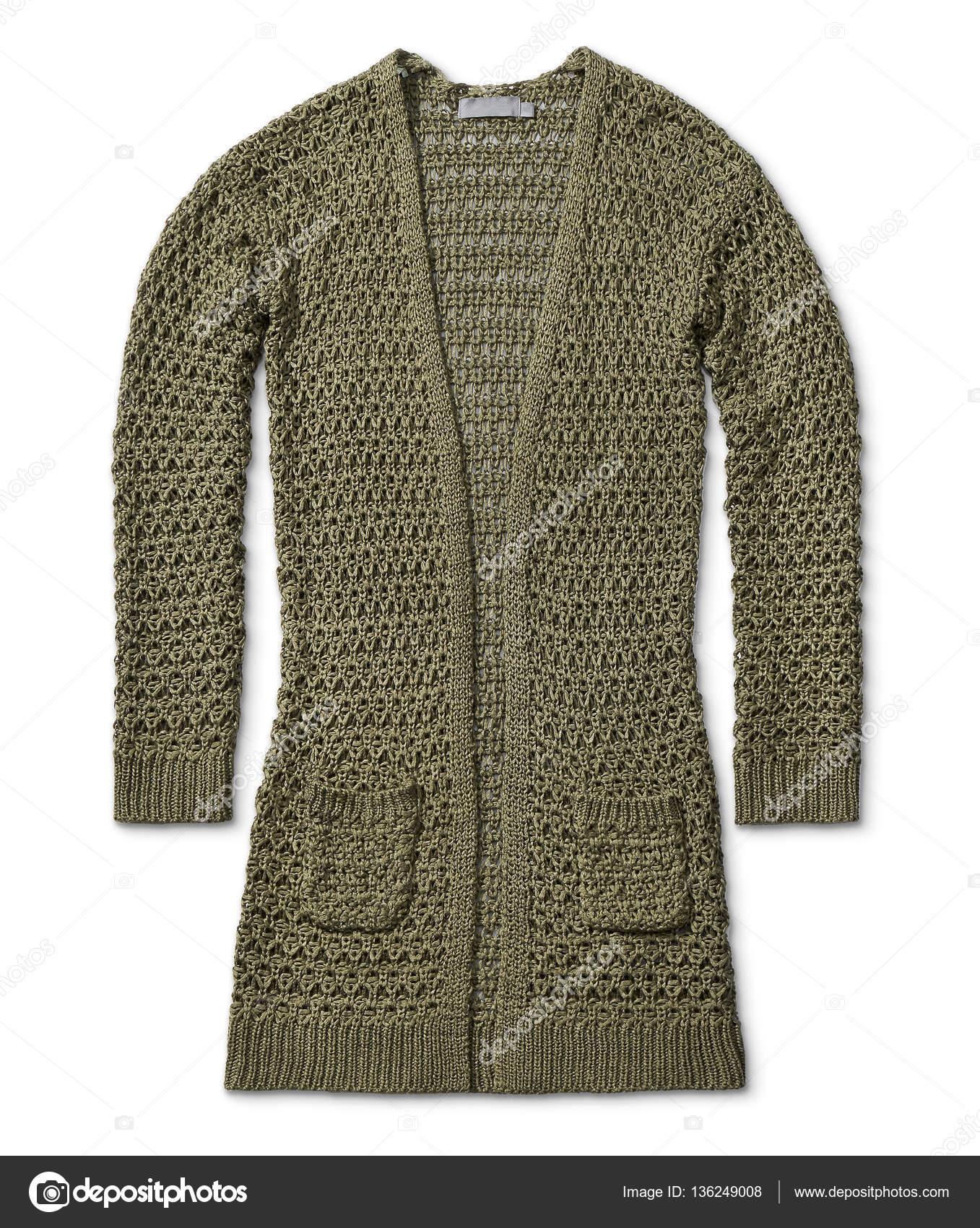 6add153e375ae Abrigo de lana para mujer aislado en blanco con trazado de recorte — Foto  de the lightwriter