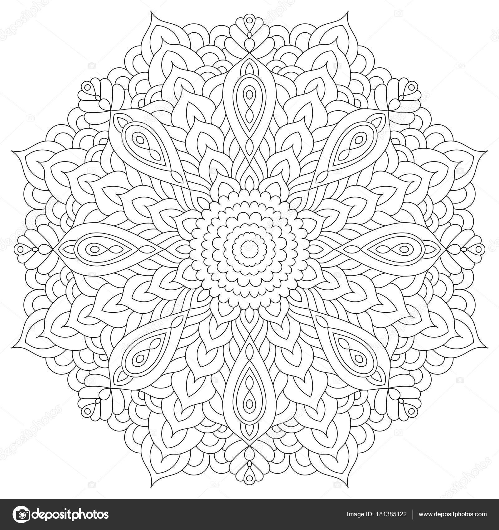 Mandala Kleurplaten Boek.Mandala Kleurplaten Boek Kerst 2018