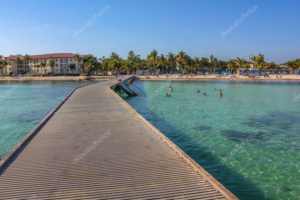 Key West Beach Wallpaper Higgs Beach Key West Stock