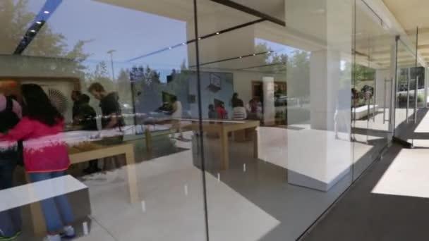 Apple Store Kalifornie