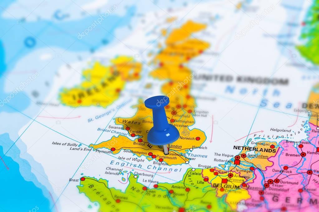 Karte Uk.Greenwich Uk Karte Stockfoto C Bennymarty 129255280