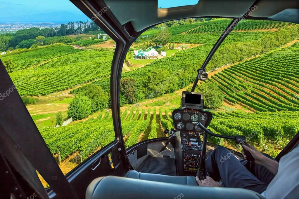 Cape Town scenic flight