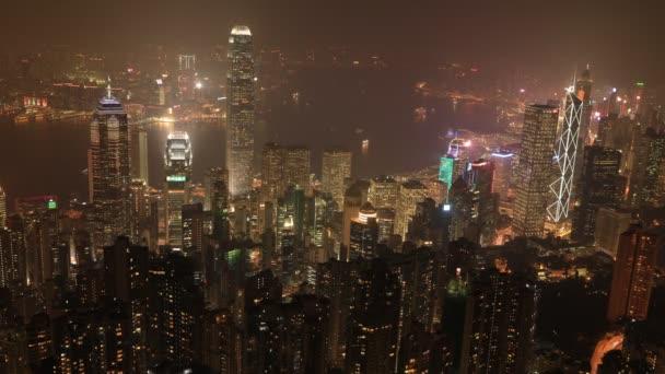 A csúcs Hong Kong