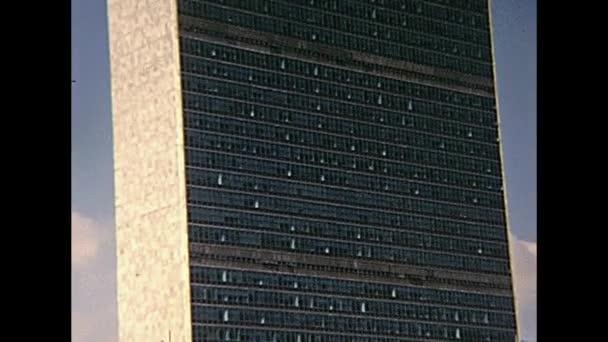 sídlo Organizace spojených národů