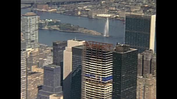 Empire státní budova panorama