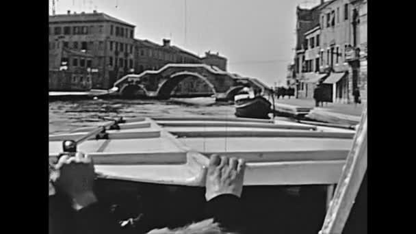 Benátky Most tři oblouky