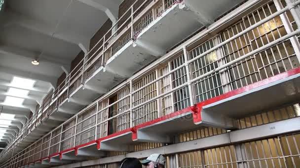 Hlavní buňky Alcatraz