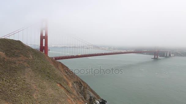 Golden gate bridge vyhlídce