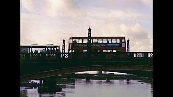 Londýn Lambeth Bridge