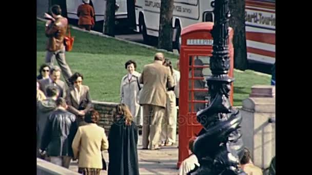 Londýn telefonní budka