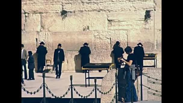 Západní zeď modlitby