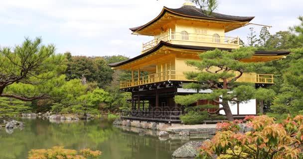 Zlatý pavilon Kjóto