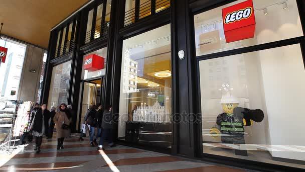Lego Store Milan