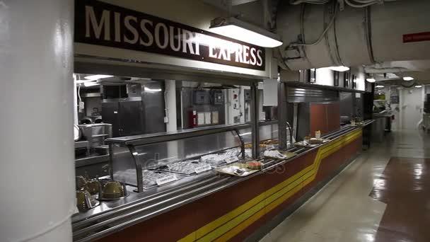 Bitevní loď Missouri express