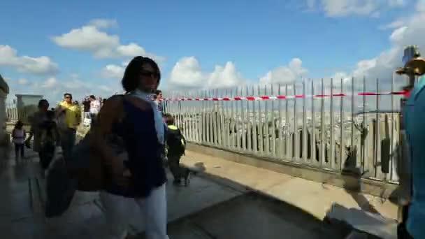 Arc de Triomphe terrace