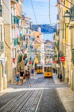 Lisbon Bica Funicular