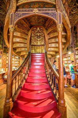 Library Lello Oporto