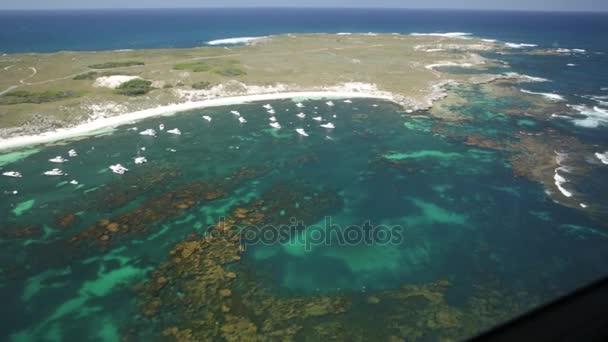 Rottnest Island aerial reef