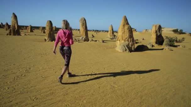 Vrcholy Desert walker