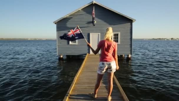 Perth Blue Boat House
