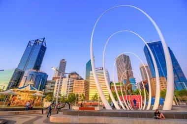 Perth famous landmarks