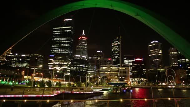 Perth Elizabeth Quay Bridge