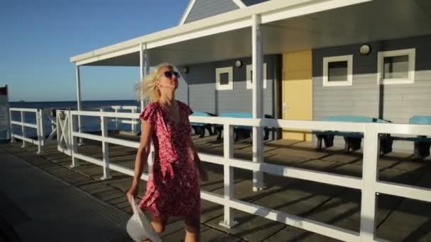 Australian woman traveler
