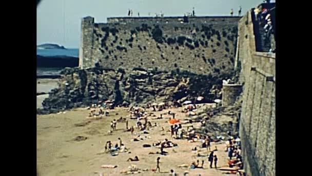Saint Malo Bon Secours beach