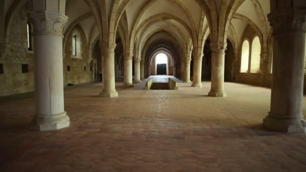 Alcobaca Monastery Dormitory