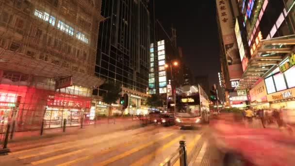 Nathan Road of Hong Kong