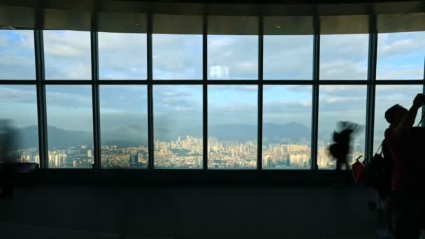 Sky 100 Observatory of Hong Kong