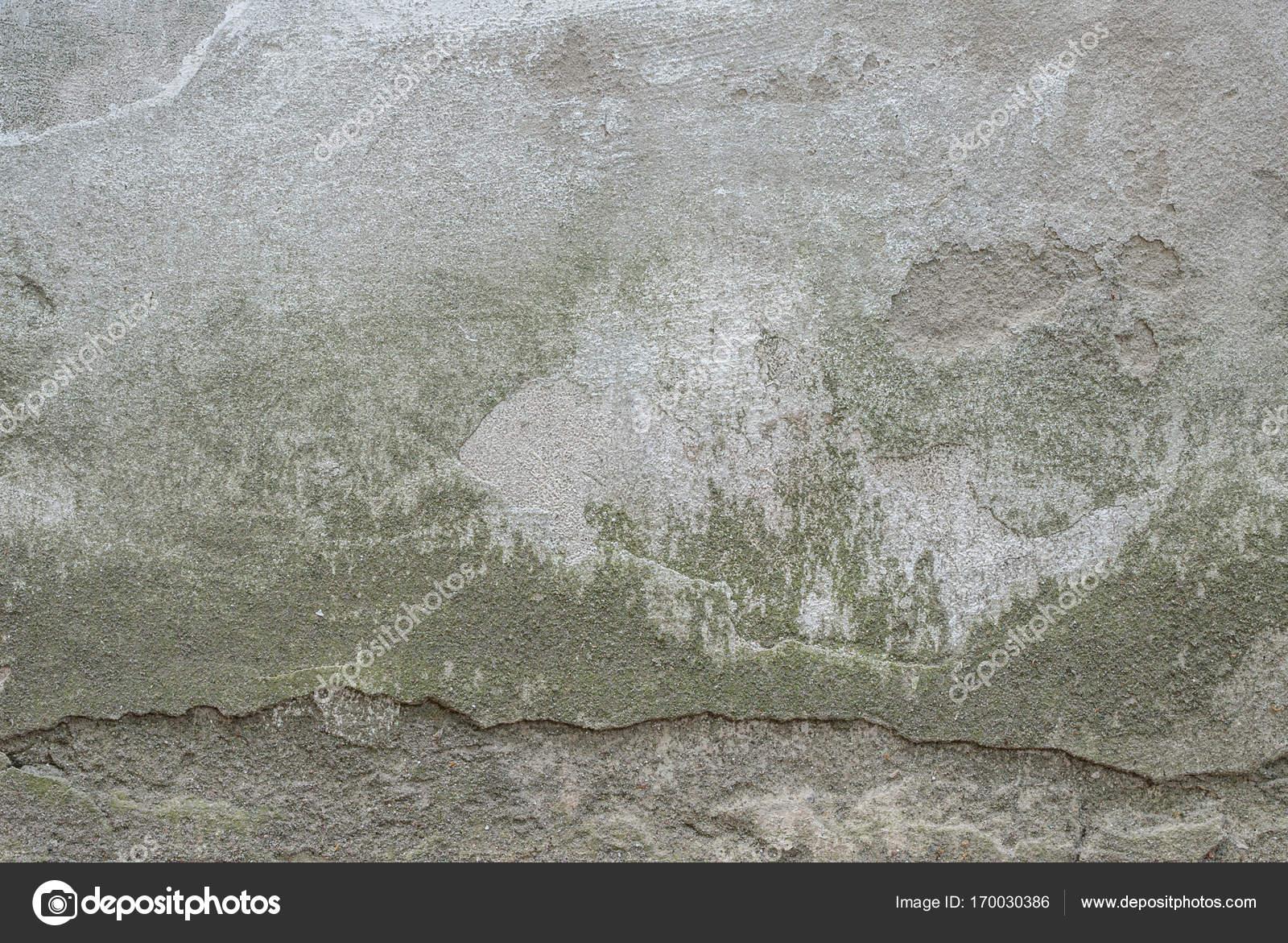 fissures dans le vieux mur de pltre de peinture caille de texture grise