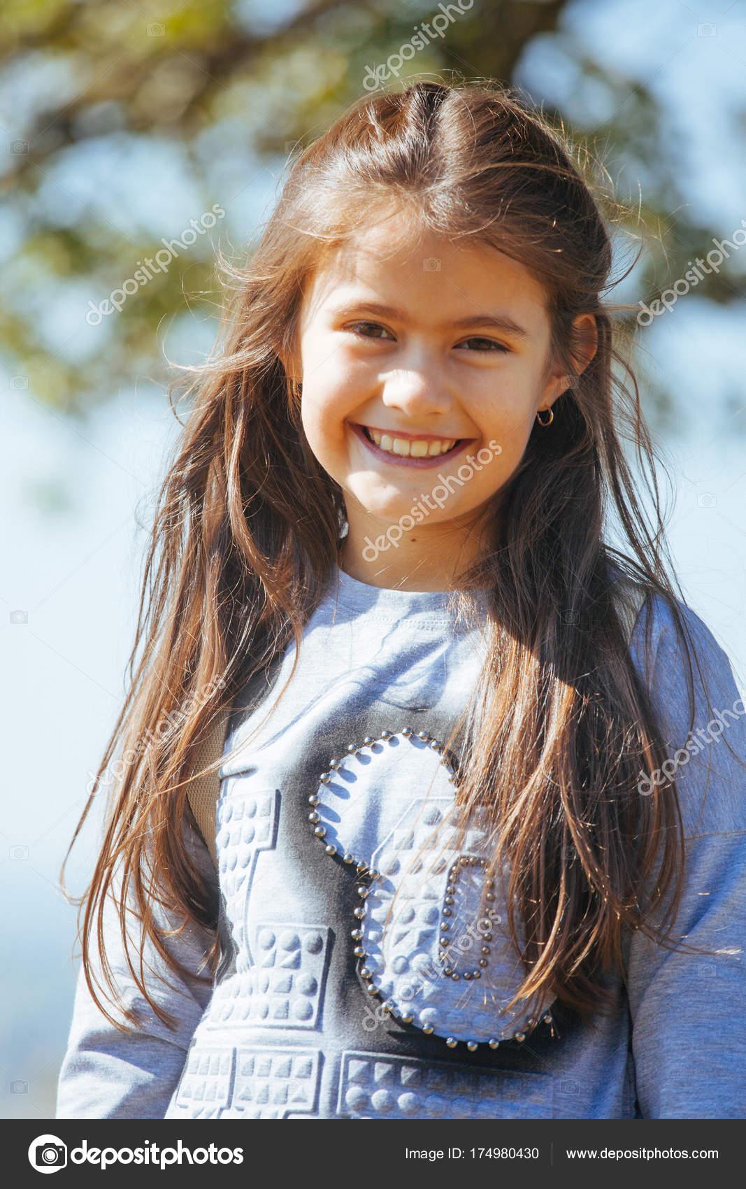 girl kids outumn smile stock photo natty88 174980430 rh depositphotos com