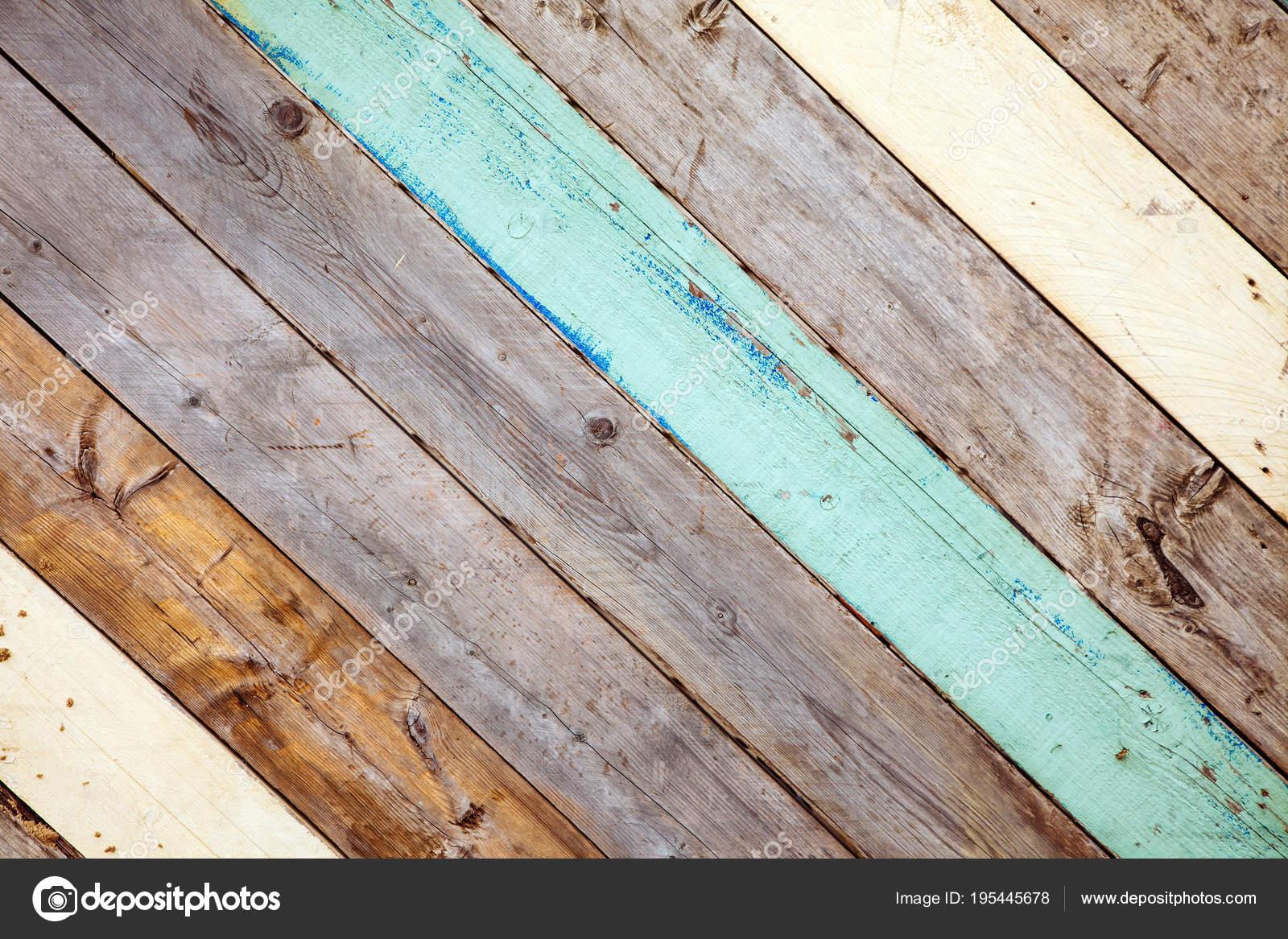 Fondos De Pantalla Fondo De Tablero De Madera De Colores: Madera Fondo Vintage Wallpaper Tablero Multicolor Azul