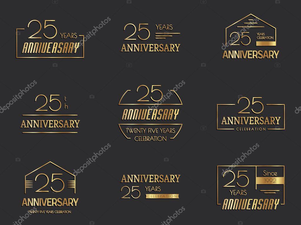 Years anniversary vector vector photo bigstock