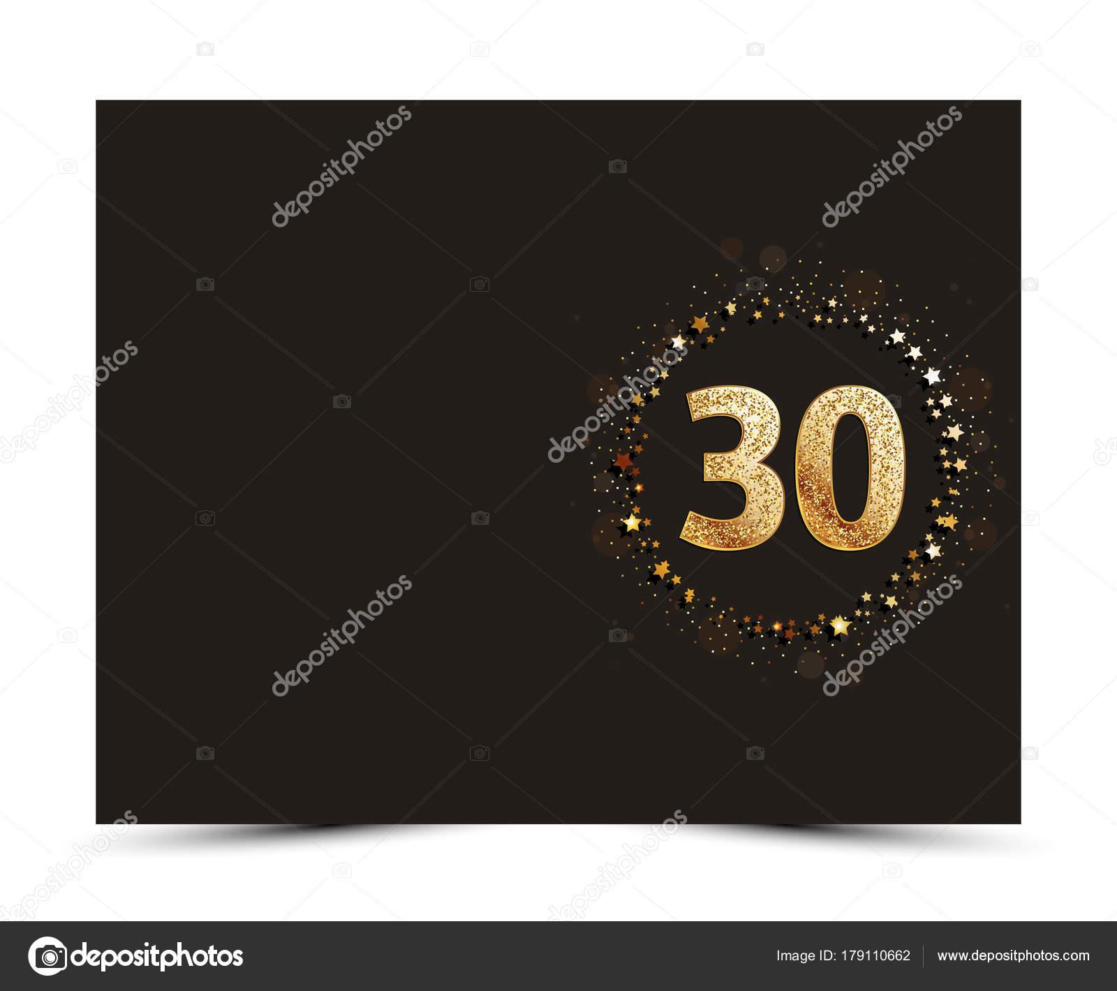 Imágenes Invitacion De Aniversario Modelo 30 Años De