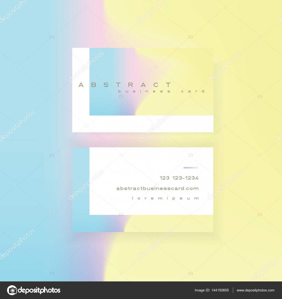 Feminine business card — Stock Vector © DianaHlevnjak #144150605