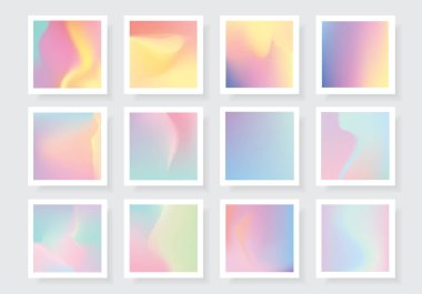 Holographic gradient collection