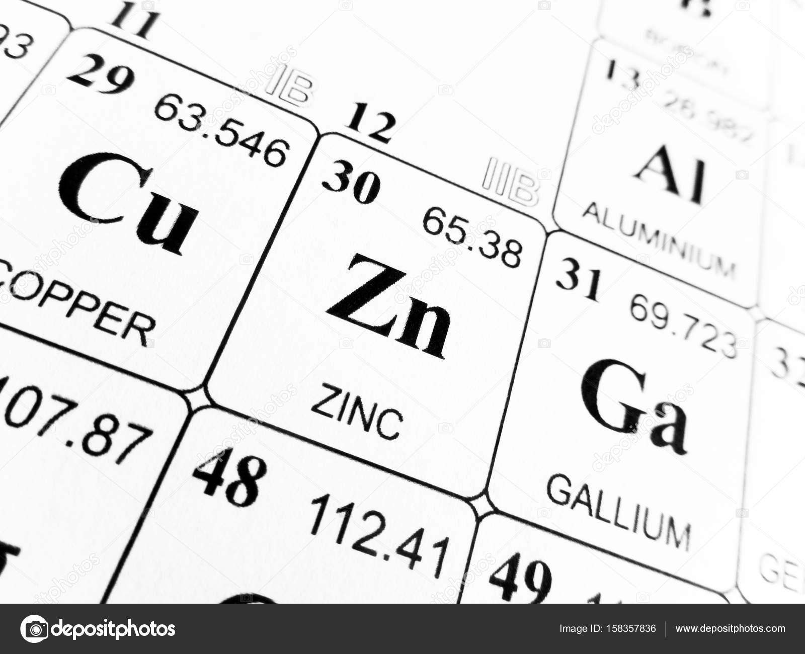 De zinc en la tabla peridica de los elementos fotos de stock de zinc en la tabla peridica de los elementos foto de tonellophotography urtaz Images