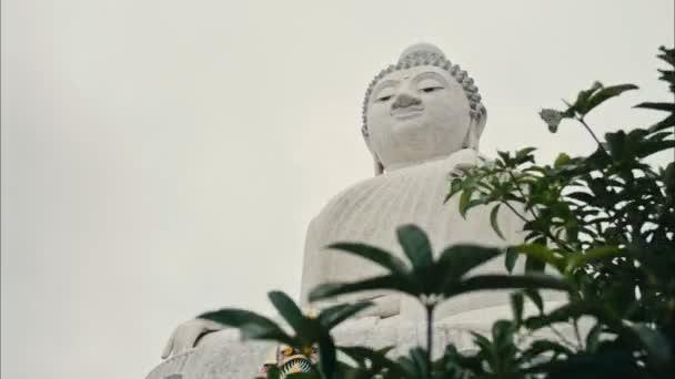 Velká socha Buddhy Phuket Thajsko
