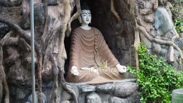 Budín socha v chrám ostrova Bali