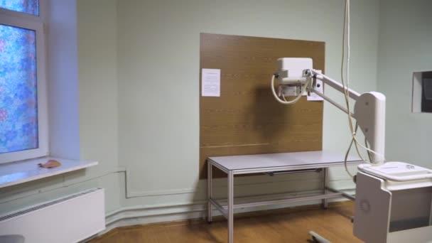 Röntgengerät im Krankenhaus
