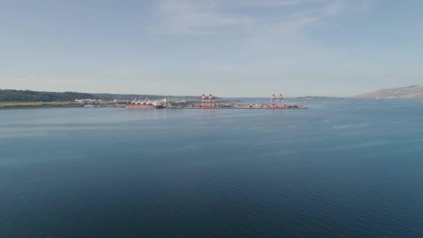 Tengeri kikötő. Luzon, Subic Bay